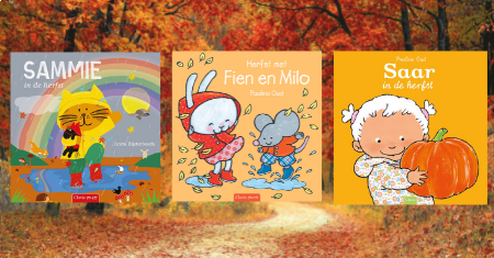 3 Clavis verhaaltjes over de herfst