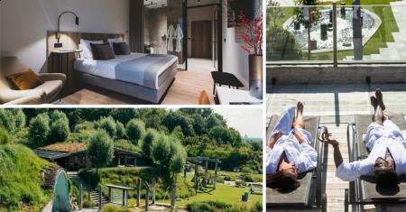 Luxe hotelovernachting voor 2 incl. 48u wellness & ontbijt bij Waer Waters