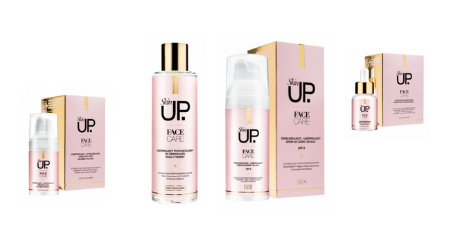 -80% sur la gamme de soins complète Skin up