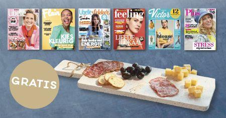 Geef een magazine cadeau voor Moederdag
