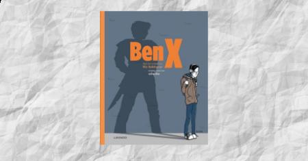 Graphic Novel Ben X van Nic Balthazar en nDurlie