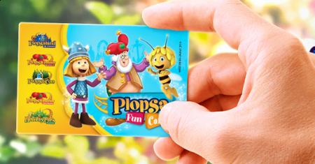 FunCard Plopsa avec 15 € de réduction