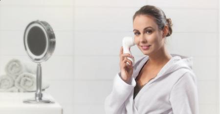 Brosse de nettoyage pour le visage Medisana