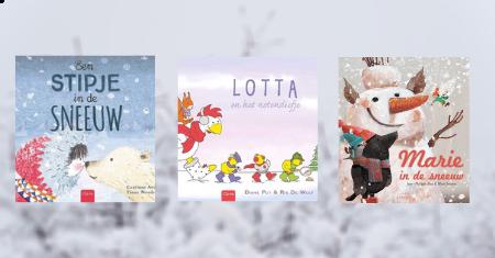3 Clavis winterprentenboeken