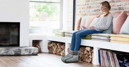 Medisana Massage voetenwarmer FW 100
