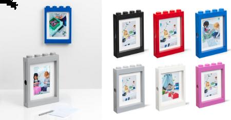 LEGO® fotolijst in kleur naar keuze