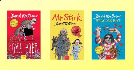 3 hilarische leesboeken van Clavis + 8 jaar