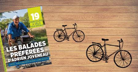 Le guide des plus belles balades en vélo