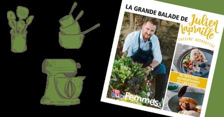 Livre de recettes 100% belges
